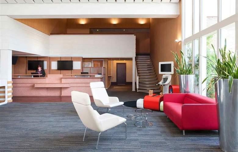 Novotel Metz Hauconcourt - Hotel - 34