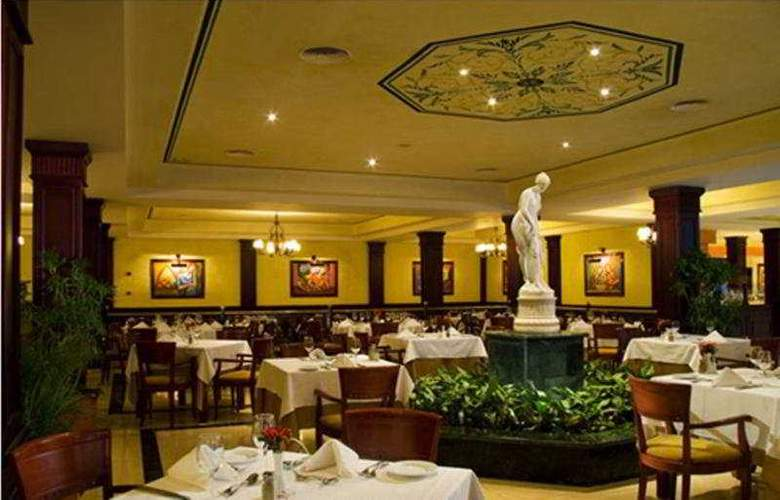 Luxury Bahia Principe Ambar - Restaurant - 2