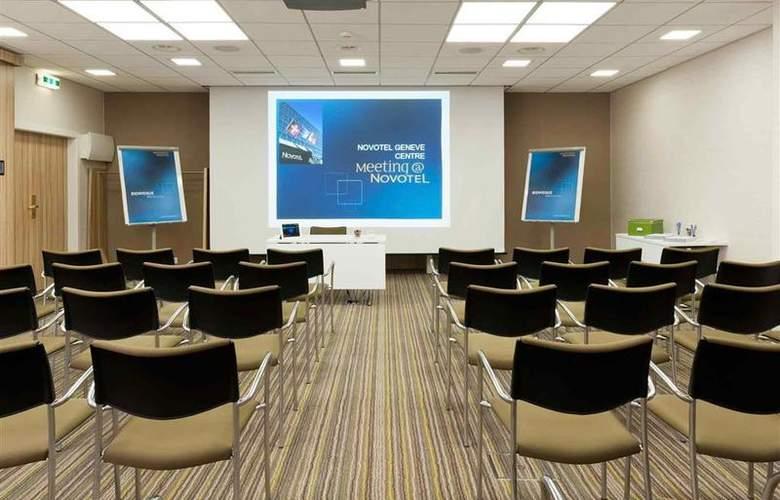 Novotel Geneve Centre - Conference - 56