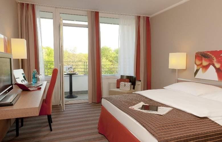 H4 Hotel Frankfurt Messe - Room - 4
