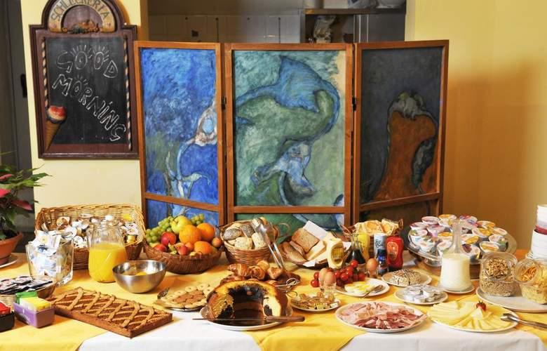 Azzi Locande degli Artisti - Meals - 3