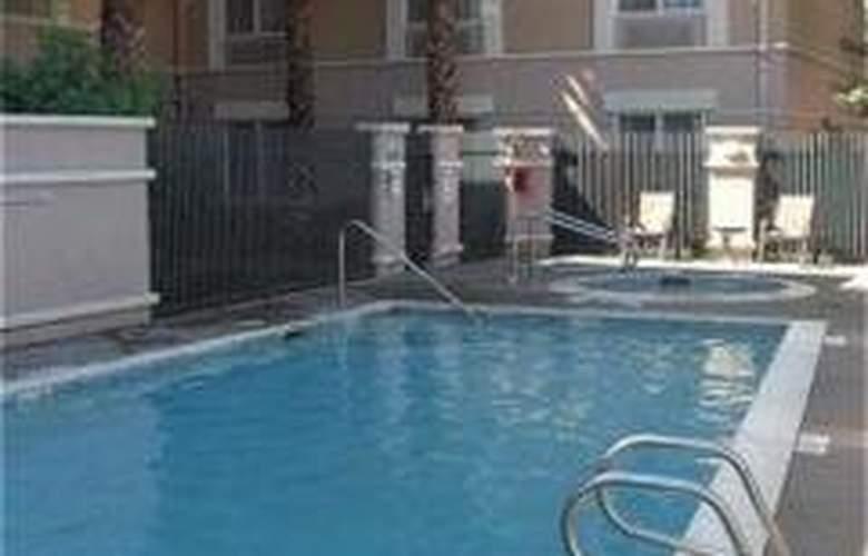 Courtyard Fairfield Napa Valley Area - Pool - 3