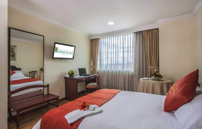 Andes Plaza - Room - 9