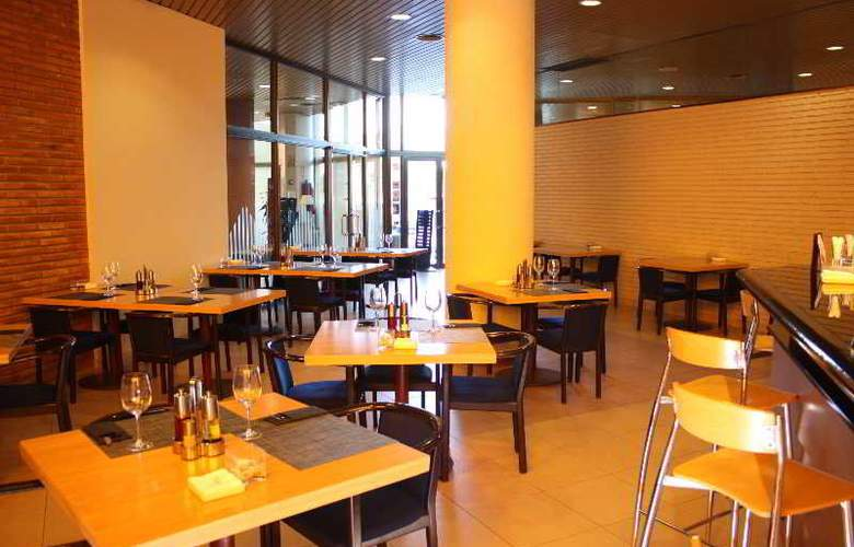 Hesperia Sant Joan Suites - Restaurant - 6