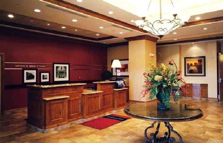 Hampton Inn & Suites Coeur D Alene - Hotel - 0