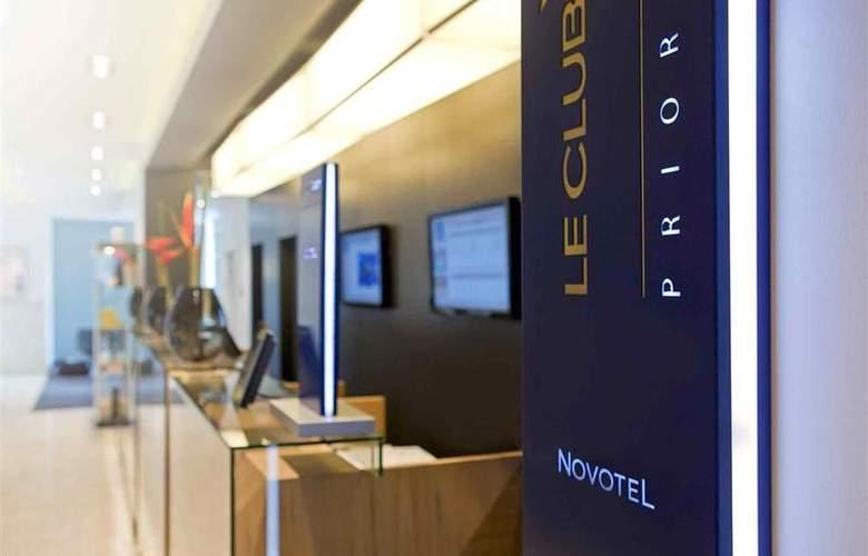 Novotel Krakow Centrum - Hotel - 8