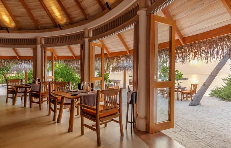 Milaidhoo Island Maldives - Restaurant - 54