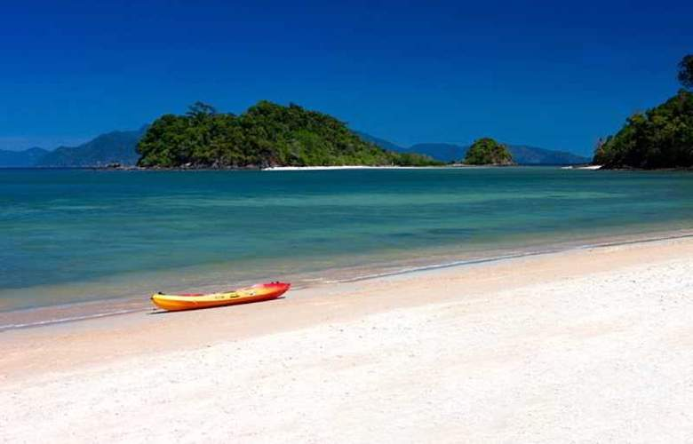 The Andaman, a Luxury Collection Resort, Langkawi - Beach - 42