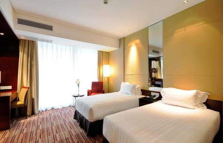Rayfont Downtown Hotel Shanghai - Room - 1