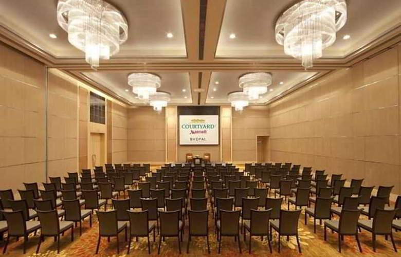 Courtyard by Marriott, Bhopal - Conference - 13