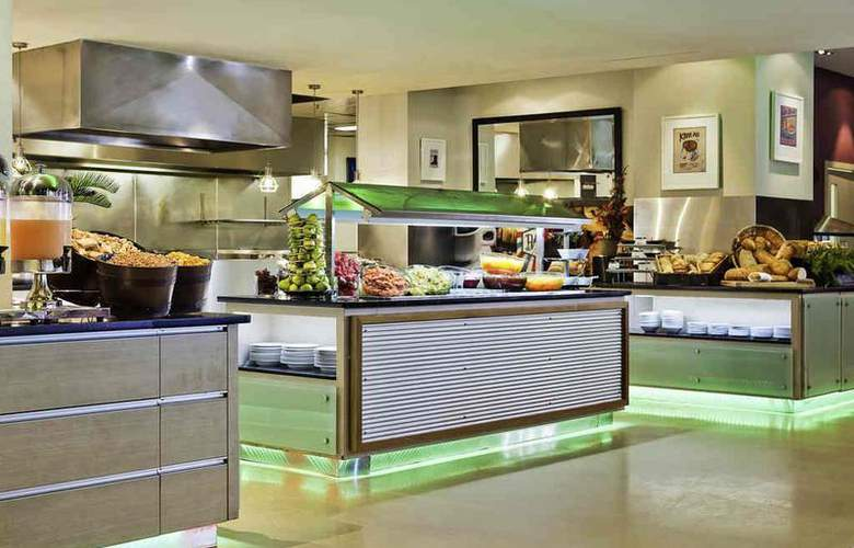 Novotel Auckland Ellerslie - Restaurant - 74