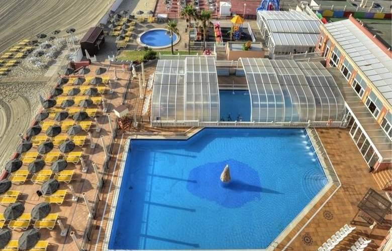 Entremares Biobalneario Marino - Pool - 16