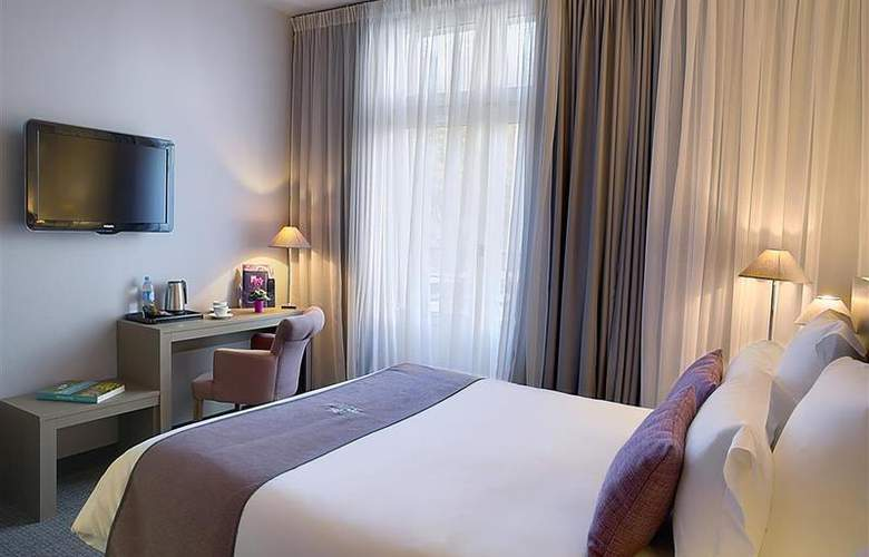 Best Western Hotel de la Breche - Room - 46
