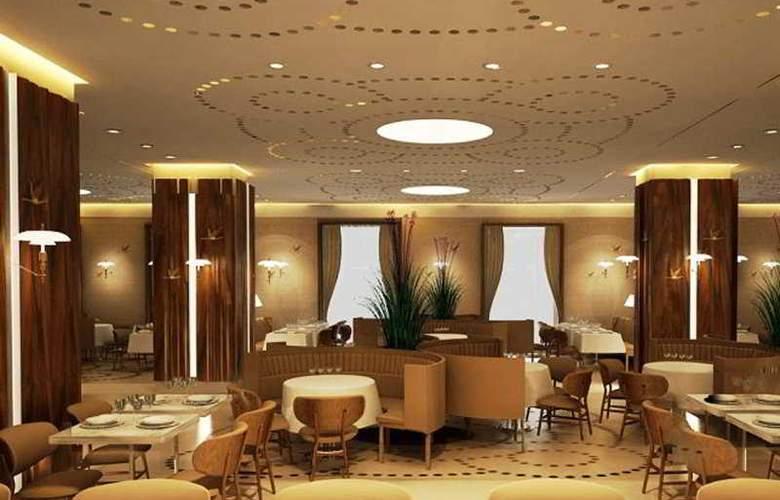 Crowne Plaza Ligovsky - Restaurant - 2