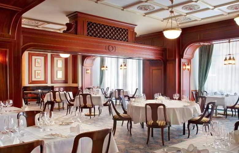 Sheraton Zagreb - Restaurant - 54