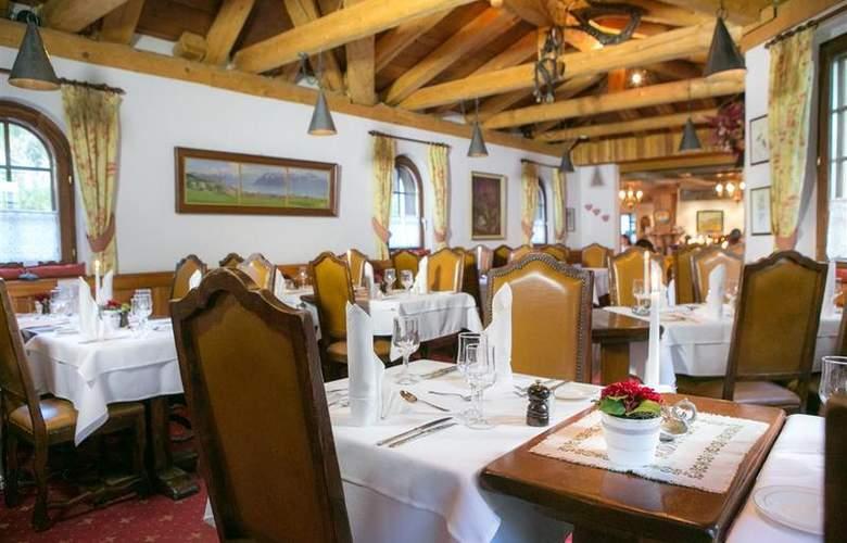Alpen Resort - Restaurant - 1