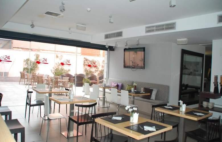 Eco Alcala Suites - Bar - 17