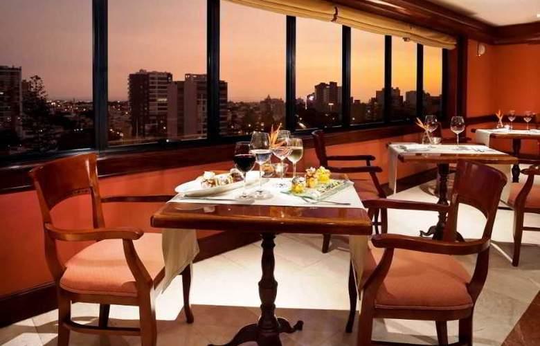 Meliá Lima - Restaurant - 30