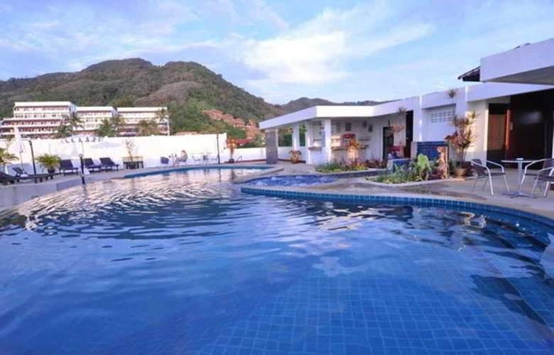 Phuket Heritage Hotel - Pool - 9