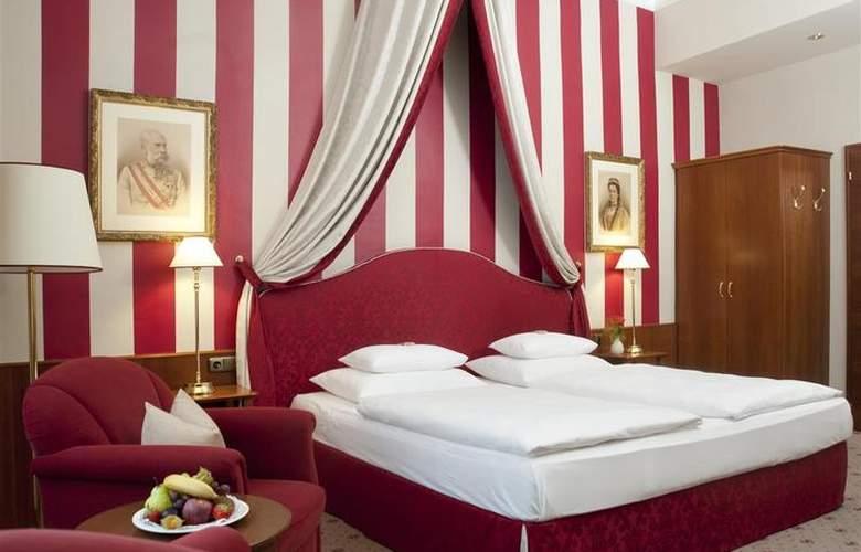 Kaiserhof Wien - Room - 99
