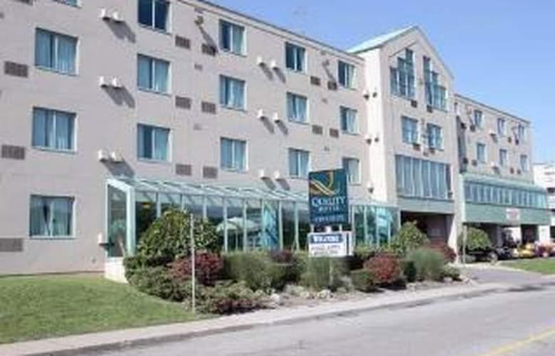 Quality Hotel Fireside - Hotel - 0