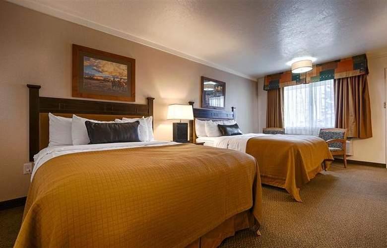 Best Western Ruby's Inn - Room - 89