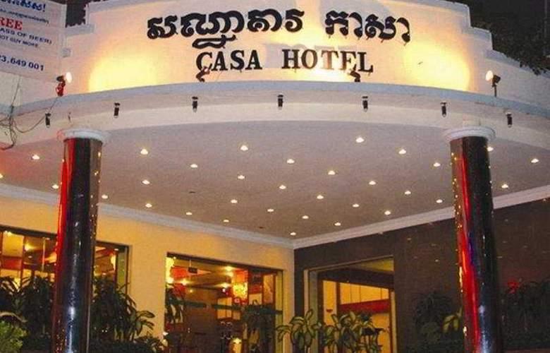 Casa Hotel Phnom Penh - Hotel - 0