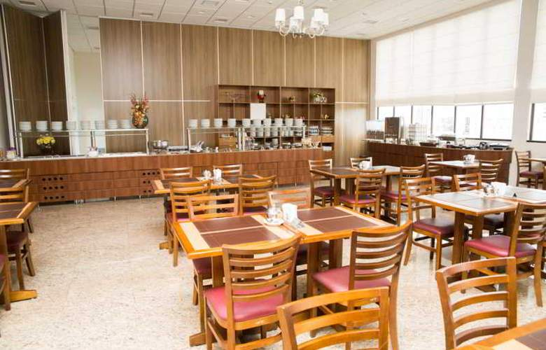 Best Western Hotel Taroba Express - Hotel - 15