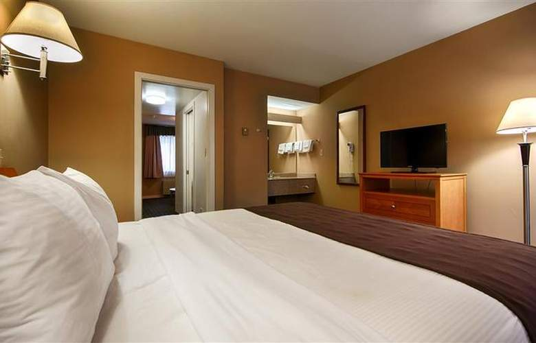 Best Western Capilano Inn & Suites - Room - 33