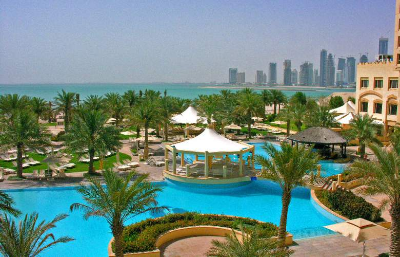 Intercontinental Doha - Pool - 7