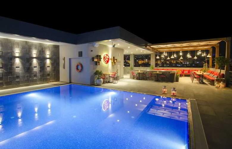 Ilayda Avantgarde Hotel - Pool - 15