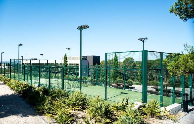 Bluebay City Barcelona Sant Cugat - Sport - 4