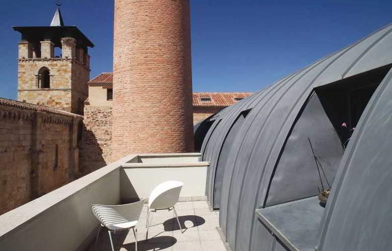 NH Zamora Palacio del Duero - Terrace - 5