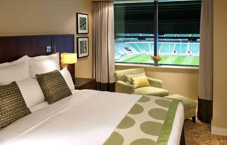 Marriott Twickenham - Room - 9