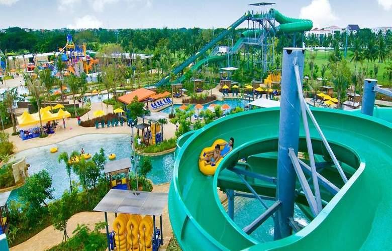 Best Western Resort Kuta - Sport - 43