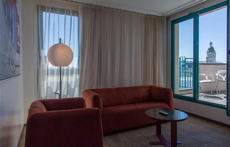 Masqhotel La Rochelle - Room - 15