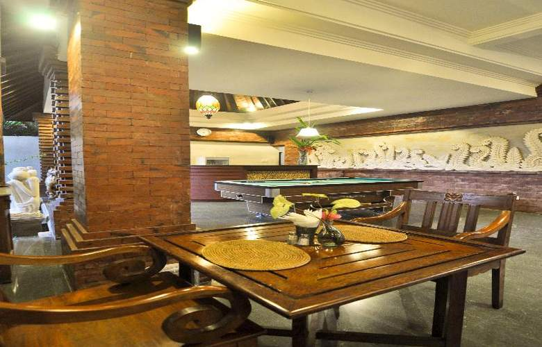 Taman Harum Cottages - Restaurant - 45