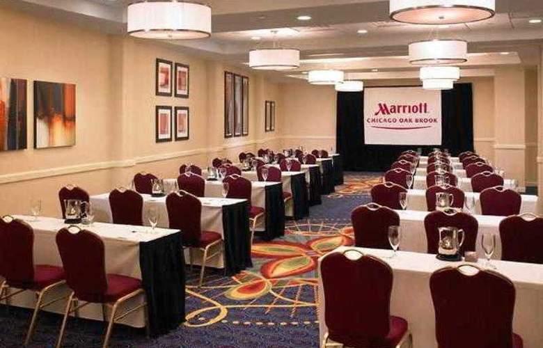 Marriott Chicago Oak Brook - Hotel - 34