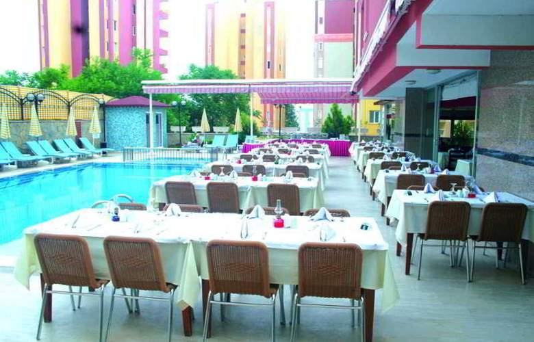 Lara Dinc Hotel - Restaurant - 5