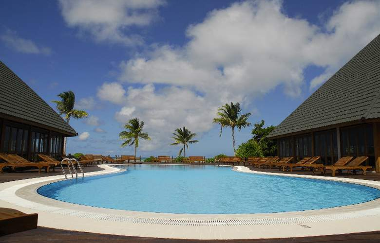 Herathera Island Resort - Pool - 2