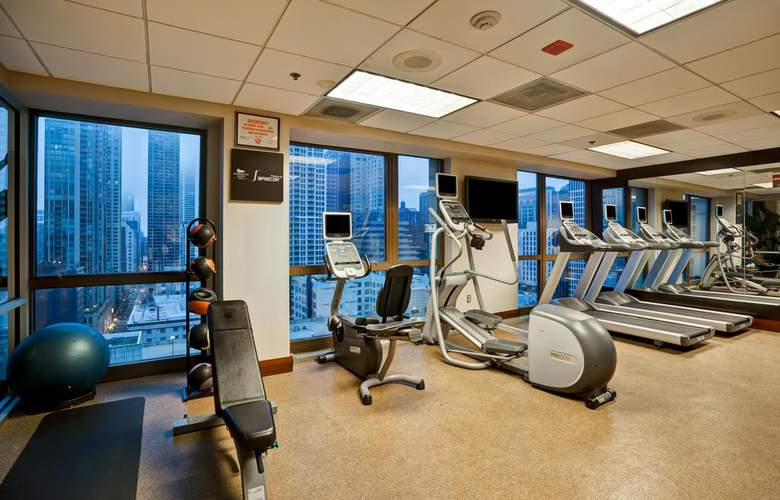 Homewood Suites by Hilton Chicago-Downtown - Sport - 7