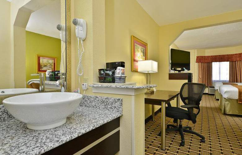 Best Western Knoxville - Room - 78