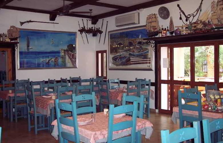 Camp Torre Del Porticciolo - Restaurant - 30