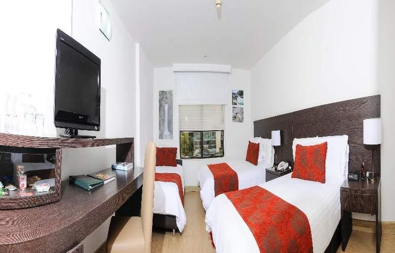 Parque 97 Suites - Room - 12