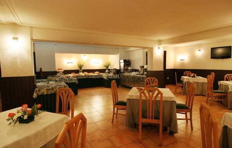 Hotel Alcantara (Antes Husa) - Restaurant - 17
