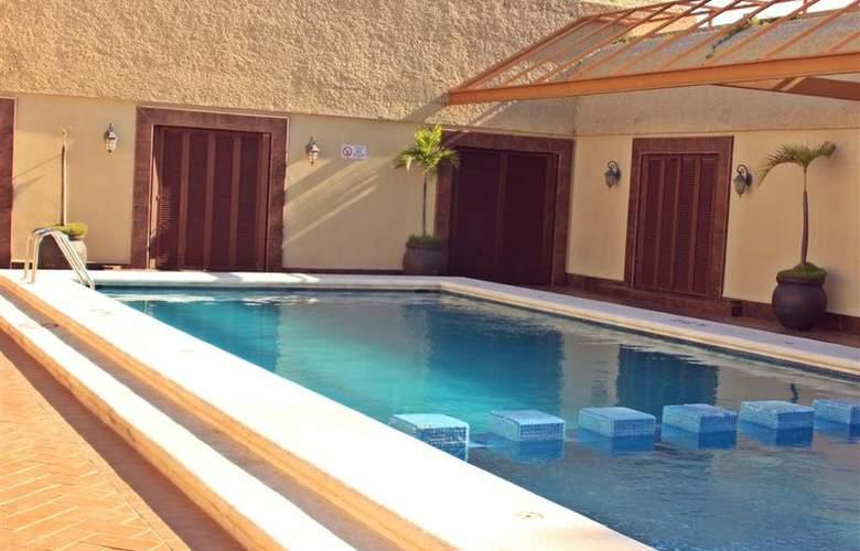 Best Western Expo-Metro Tampico - Pool - 72