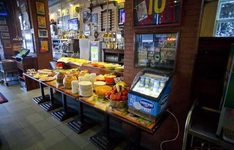 Sercotel Subur - Restaurant - 22
