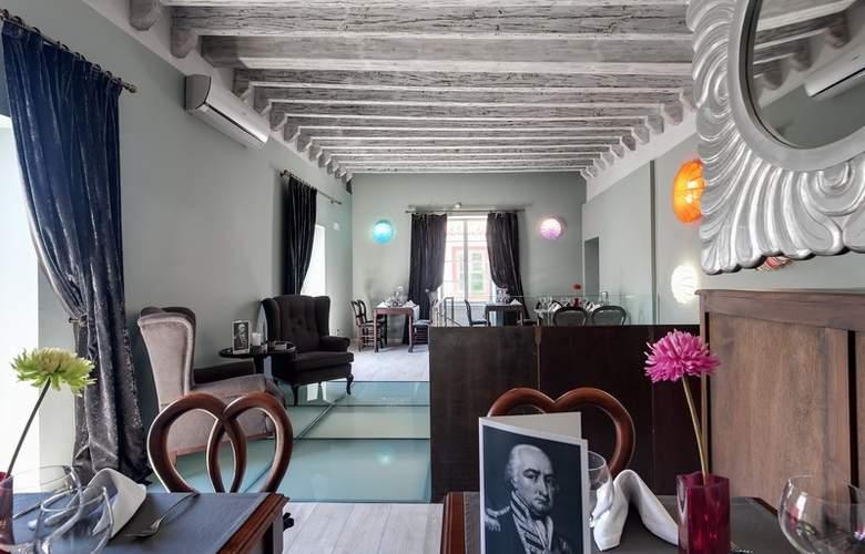 Barceló Hamilton Menorca - AdultsOnly - Restaurant - 38