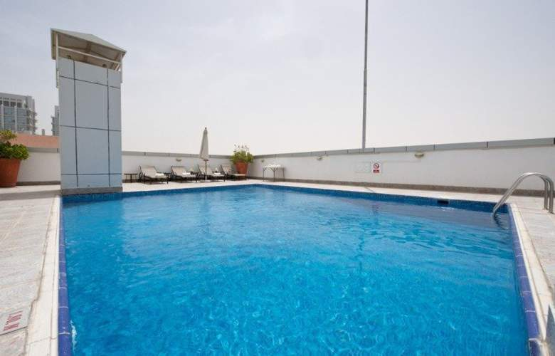 Time Crystal Hotel Apartment - Pool - 4