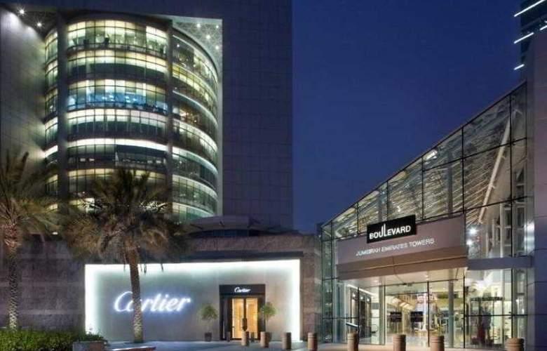 Jumeirah Emirates Towers - Hotel - 0